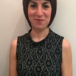Tracy Elsdon, Style Director at Yazz Hair Salon, Yeadon, Leeds.