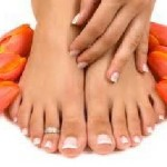 Pedicures and Manicures at Yazz Beauty