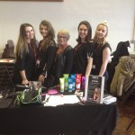 Yazz Hairdressing Academy attends post 16 careers Evening