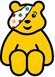 BBC Children in Needs Pudsey Bear