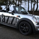 The new Yazz Mobile in black and chrome looks amazing