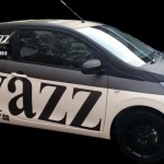 Yazz Number One Branded car now in the North Leeds, Rawdon, Yeadon, and Guiseley areas