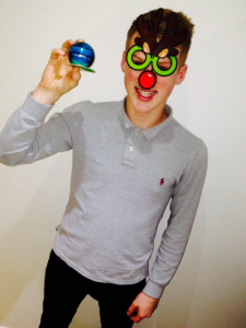 Yazz Christmas Messages from Cameron at Yazz Leeds Rawdon