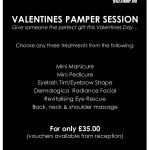 Yazz Beauty Valentines Pamper Session