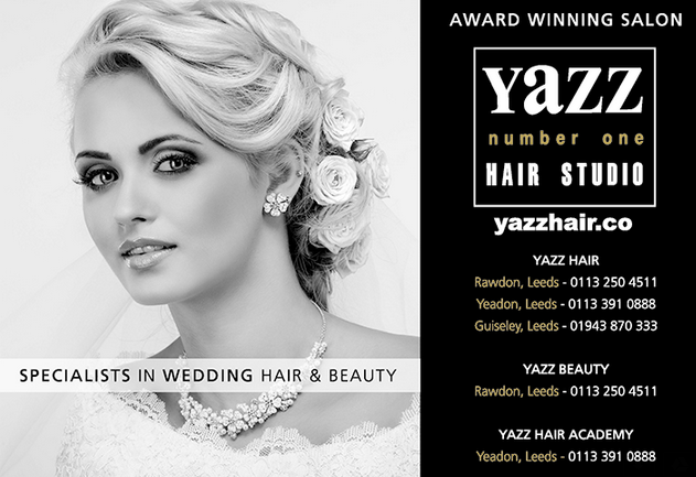 Yazz Wedding Hair and Beauty Specialists