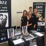 Yazz academy attend Hawsforth School Careers Day