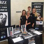 Yazz academy attend Hawsforth School Careers Day