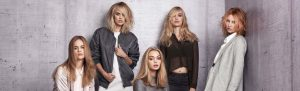 Tigi Blond Hair Colour Models