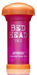 Tigi Bed Head Joyride Texturizing Porwe Balm fron Yazz Hair, Rawdon, Yeadon, and Guiseley, North Leeds.