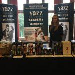 Yazz at Bronte House School