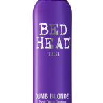 Bed Head Dumb Blonde Pruple Toninig Shampoo