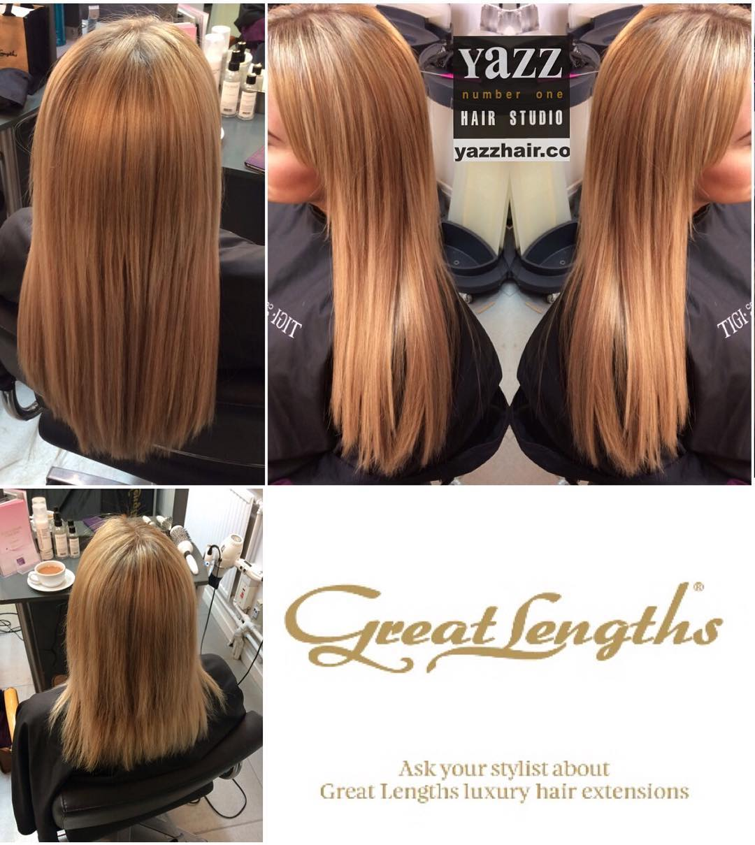 Great Lengths Hair Extensions Example 04