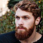 Mens hair and beard grooming