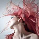 Hairstyle suggestions from Yazz Number One Hair Salon: Bright and Bold