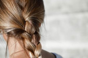 Hairstyle suggestions from Yazz Number One Hair Salon: Playful Plaits for long hair
