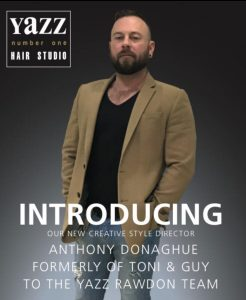 Introducing Anthony Donaghue