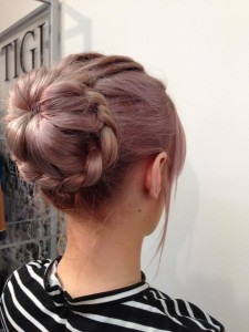 Wedding hair styles from Yazz Hairderessers, Leeds