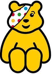 BBC Children in Needs Pudsey Bear