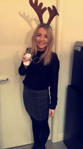Yazz Christmas Messages from Ellie at Yazz Leeds Yeadon