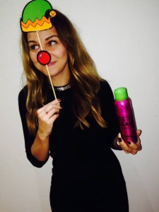 Yazz Christmas Messages 2015 from Jemma at Yazz Leeds Rawdon