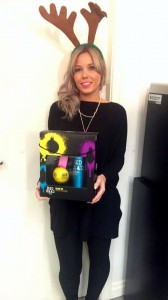 Yazz Christmas Message from Jess at Yazz Yeadon