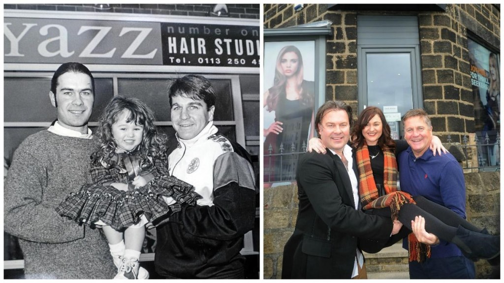 Yazz Number One Hair Studio Then and Now in 2016