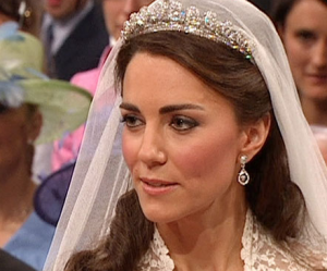 Kate Middleton Wedding Hair Style