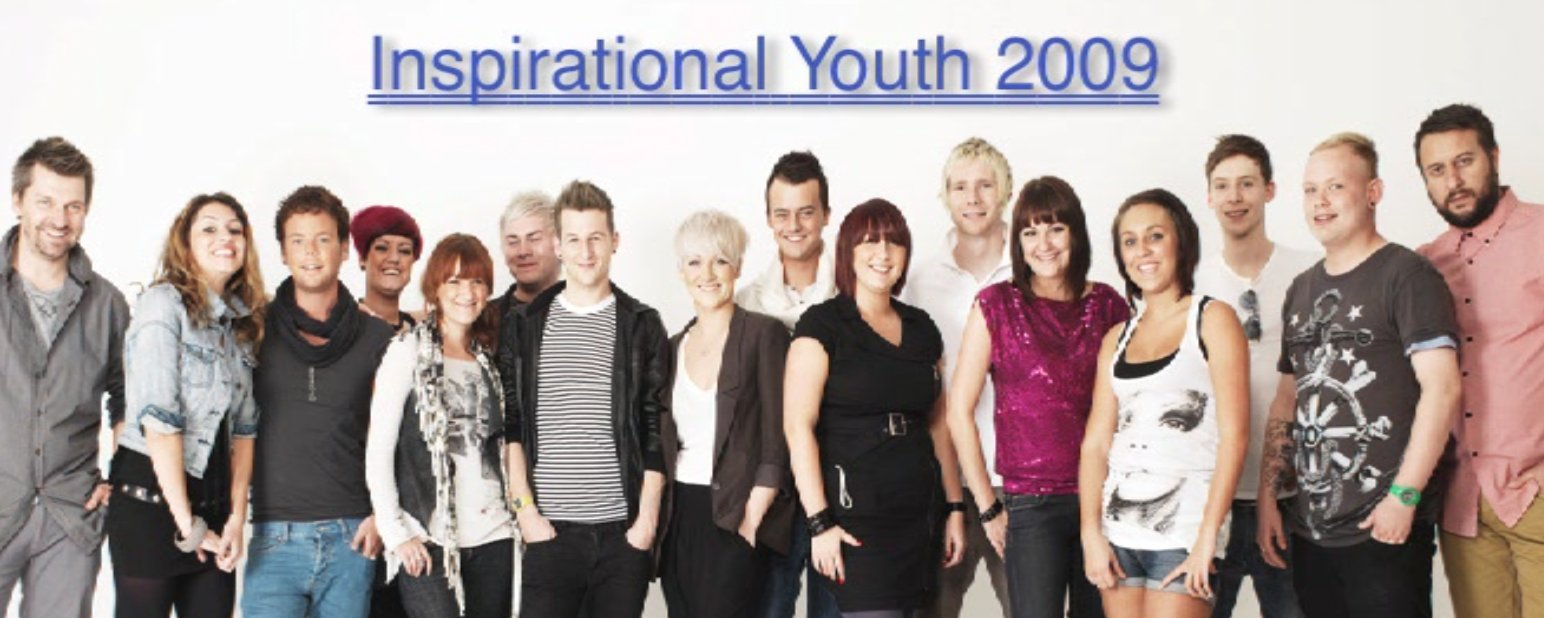 Tigi Inspirational Youth line up for 2009