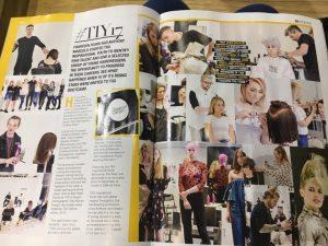 Tigi Inspirational Youth 2017 Magazine Article